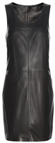 Calvin Klein Jeans Exclusive to mytheresa.com – Racer Zip leather mini dress