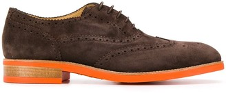 Paul Smith Lace-Up Low Heel Brogues