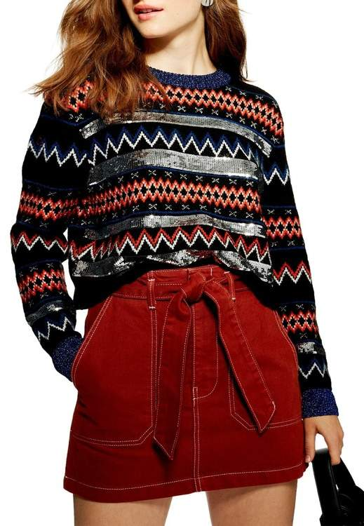 0024038a Topshop Women's Sweaters - ShopStyle