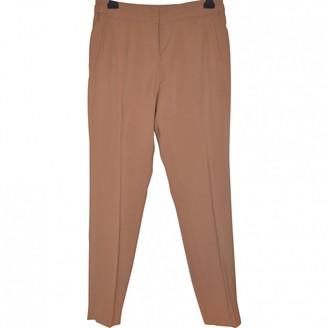 Gerard Darel Beige Trousers for Women