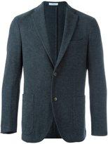 Boglioli single breasted blazer - men - Cotton/Spandex/Elastane/Cupro - 54