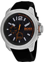 HUGO BOSS Genuine NEW Men's Orange Watch - 1513346