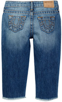 True Religion Boyfriend Jean (Toddler & Little Girls)