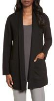 Eileen Fisher Women's Boiled Wool Jacket