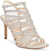 INC International Concepts Gawdie Caged Sandals, Only at Macy's