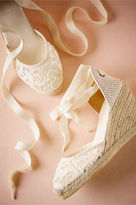 BHLDN Judith Lace Wedge