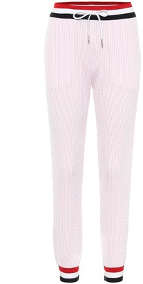 Thom Browne Cotton trackpants