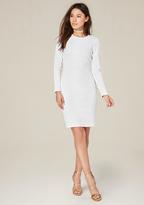 Bebe Tina Jacquard Dress
