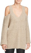 Rebecca Minkoff Draco Cold Shoulder Sweater