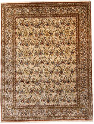 F.J. Kashanian Agra Hand-Knotted Rug
