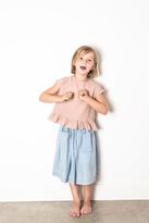 Yellow Pelota Classic Skirt