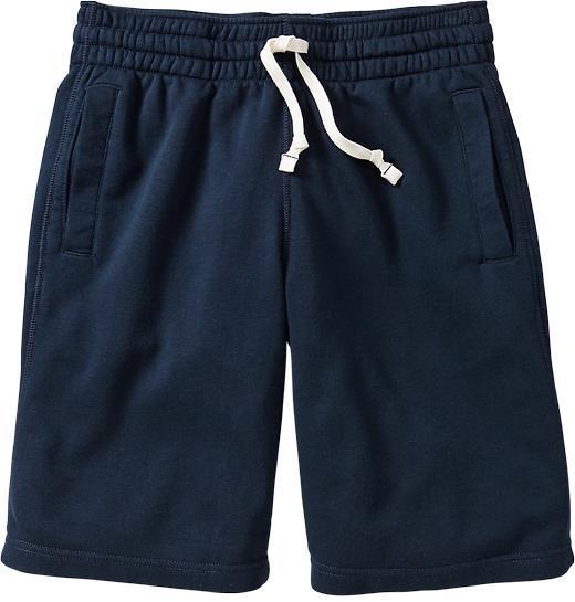 """Old Navy Men's Drawstring Fleece Shorts (10"""")"""