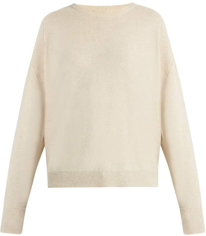 Isabel Marant Clash slit-back sweater