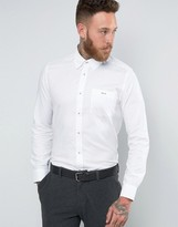 Ted Baker Oxford Shirt In Regular Fit