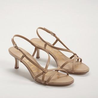 Judy Strappy Heel