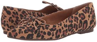 Seychelles In Theme (Leopard Suede) Women's Shoes