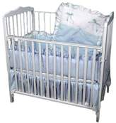 Baby Doll Bedding Pretty Pique Port-a-Crib Set