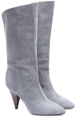 Isabel Marant Exclusive to Mytheresa Lestee suede boots
