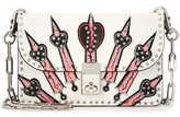 Valentino Garavani Loveblade leather crossbody bag