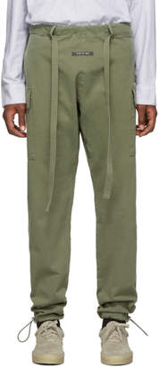 Fear Of God Green Jiujitsu Cargo Pants
