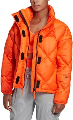 adidas by Stella McCartney 2-in-1 Convertible Puffer Jacket