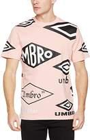 House of Holland Men's Umbro Logo T-Shirt