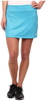 Nike Golf Gingham Flight Skort