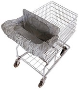 Eddie Bauer Cozy Shopping Cart Cover - Gray