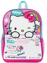 Fab Hello Kitty Weekend Must Haves! 16in Backpack.
