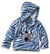 Bed Bath & Beyond HoodiePet HoOdiePetTM Size 3-4T Zolie the Zebra Hoodie in Blue