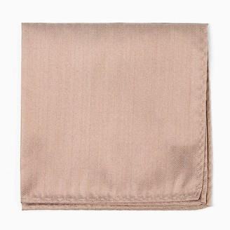 MUMU Weddings - Desert Solid Dune Pocket Square