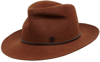 Maison Michel Johnny Felt Hat