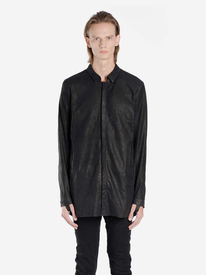 Boris Bidjan Saberi Leather Jackets