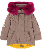 MonnaLisa Waterproof padded coat