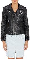 IRO Women's Zerignola Jacket-Black Size 38 Fr