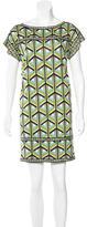 Diane von Furstenberg Calotta Silk Dress