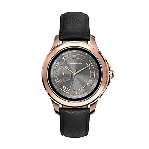 42750ed4ad23 Mens Watch Black Rose Gold - ShopStyle