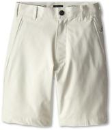 adidas Kids - Puremotion Stretch 3 Stripe Short Boy's Shorts