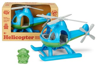 Green Toys Helicopter Toy
