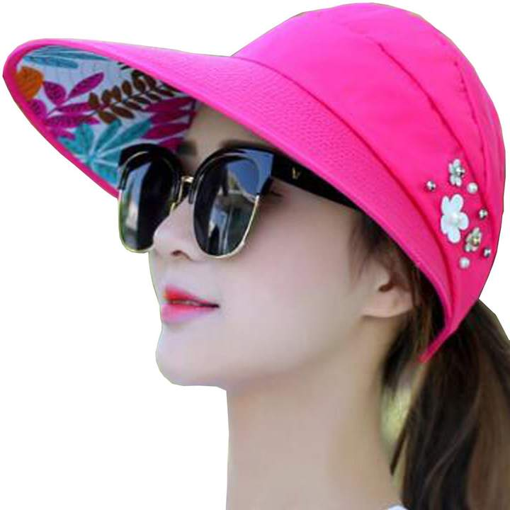 a6a146e5a165d Pink Beach Hats For Women - ShopStyle Canada