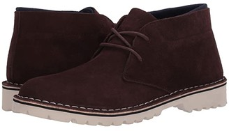 Kenneth Cole Reaction Abie Desert Boot B (Dark Grey) Men's Shoes