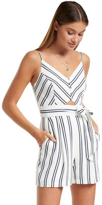 Forever New Sidney Stripe Playsuit Two