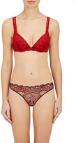 Stella McCartney WOMEN'S MATHILDA GIGGLING CONTOUR BRA-RED SIZE 34 DCP