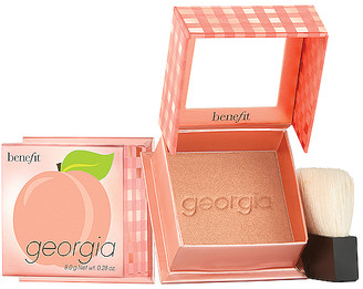 Benefit Cosmetics Georgia Golden Peach Powder Blush