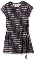 Pepe Jeans Girl's Striped Dress - Grey -