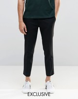 ONLY & SONS Skinny Fit Cropped Pants with Stretch