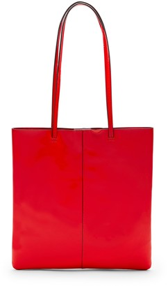 Banana Republic Patent Leather Effortless Tote