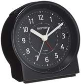 rhythm Alarm Clock Analogue 70650-7