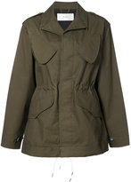 Julien David military jacket