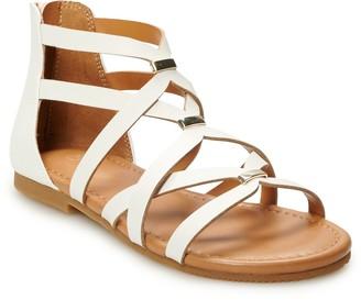 So Lorita Girls' Gladiator Sandals